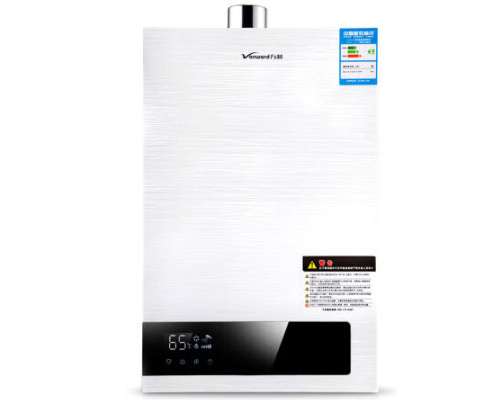 万和JSQ25-330W13燃气热水器 高颜值大容量