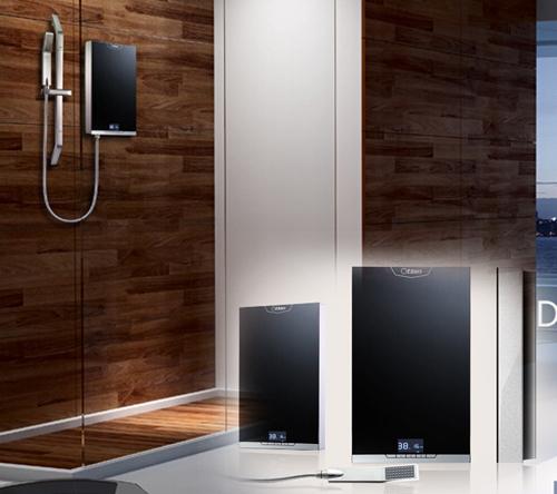 即热式电热水器:省时省电 健康沐浴的领导者