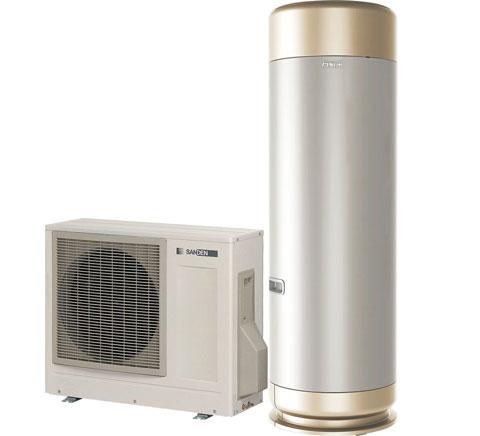 关于一年四季空气能热水器的保养技巧