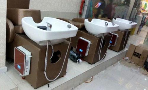 美容院用即热式电热水器工作原理及保养技巧介绍